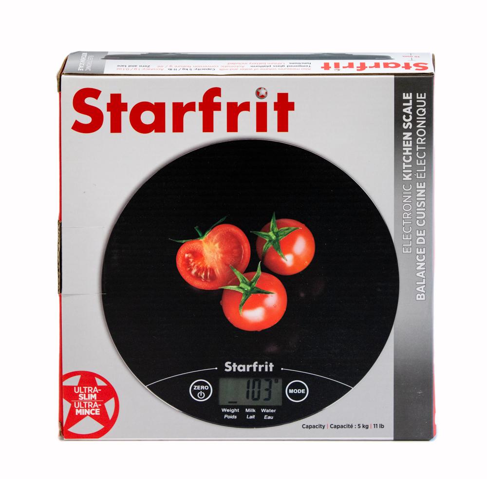 Accessory - Starfrit Ultra Slim Kitchen Scale